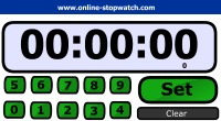 Online Countdown Timer