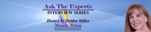Ask the Experts hosted by Deidra Miller, Magic Wing Administration