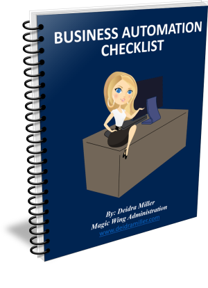 Business Automation Checklist